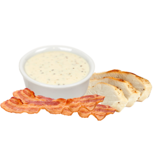 chicken bacon ranch icon